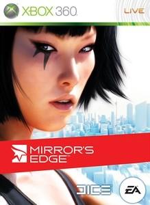 Mirror's Edge boxart