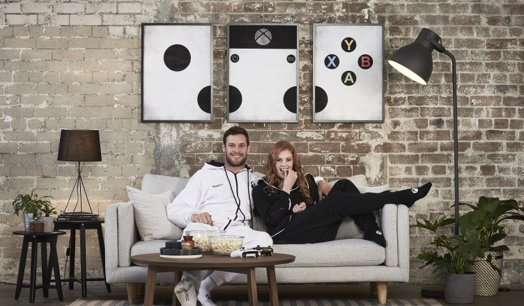Not content with offering the ultimate entertainment and gaming access via the new Xbox One S console, available in 500GB and 1TB versions from today, the team at Xbox Australia has now turned its hand to the world of fashion design, working with some of the country's biggest film, TV, gaming and sports fans to release their first collection known simply as the 'Xbox Onesie'. With custom features including enlarged pockets to fit controllers, forearm grips for those edge of your seat moments and an XL hood to accommodate headsets, the Xbox Onesie comes with everything an entertainment enthusiast could need when streaming a favourite TV show or film, watching sports or embarking on the ultimate gaming session.